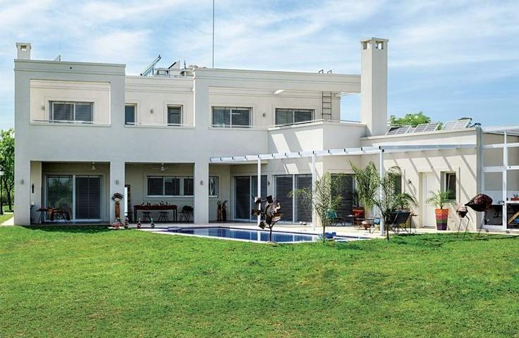 La Casa G, primera vivienda sustentable del país