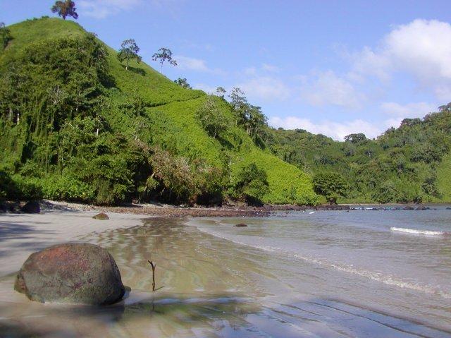 Paraíso turísitico en Costa Rica
