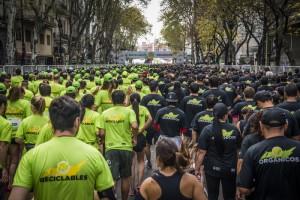 Más de 9.000 personas corrieron por una ciudad más orgánica