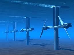 Energía submarina aleja el fantasma de Fukushima