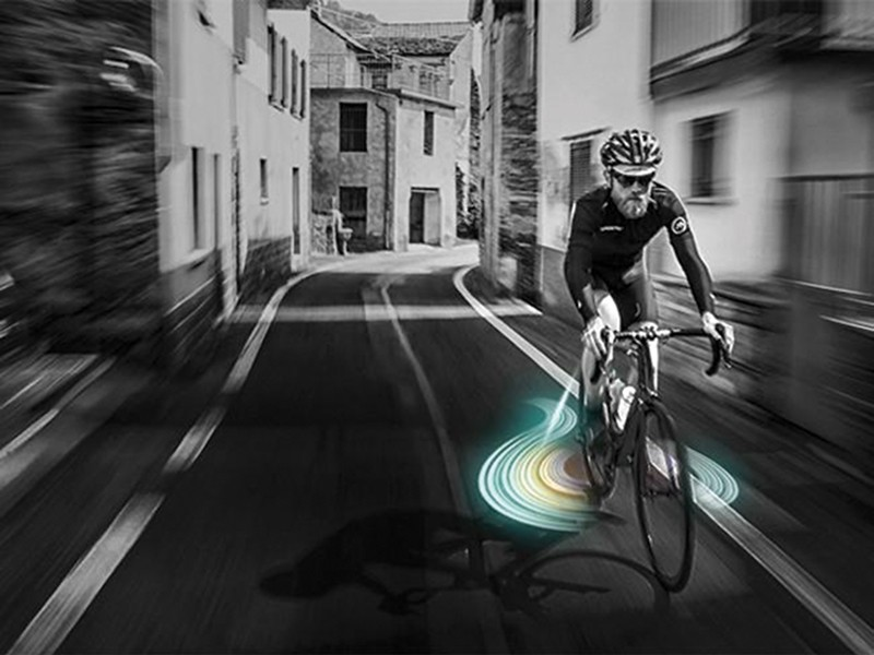 bicicleta carrocería virtual